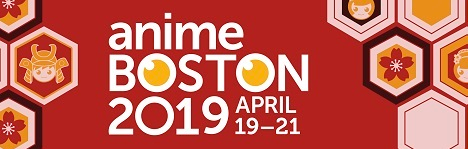 Anime Boston 2019 Logo